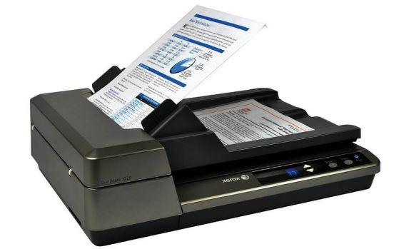 Chuyển từ máy scan sang máy photocopy