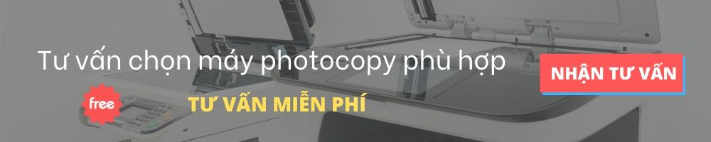 Tư vấn chọn máy photocopy Ricoh phù hợp