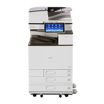 Máy Photocopy Ricoh MP C3004